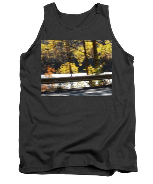 Tank Top featuring the photograph Advance by Thomasina Durkay