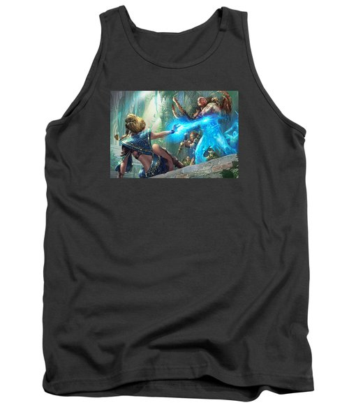 Aetherize Tank Top