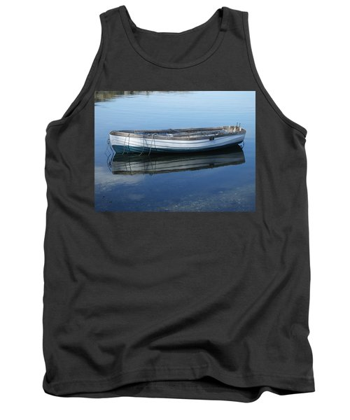 Afloat Tank Top by Mark Alan Perry