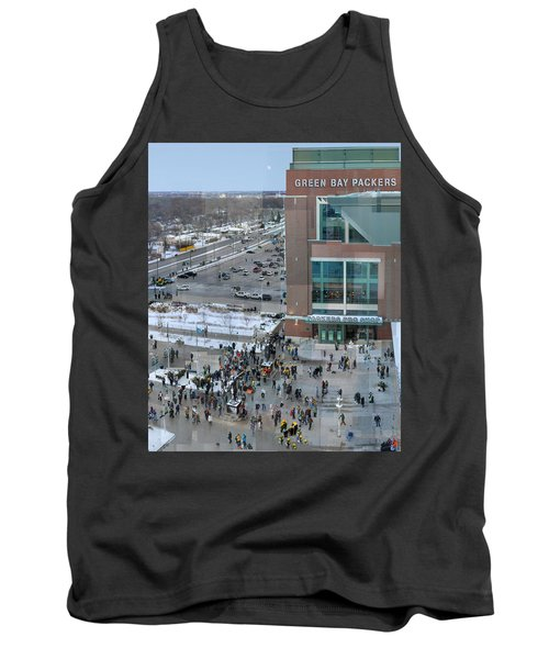 After A Winter Packers Game Tank Top