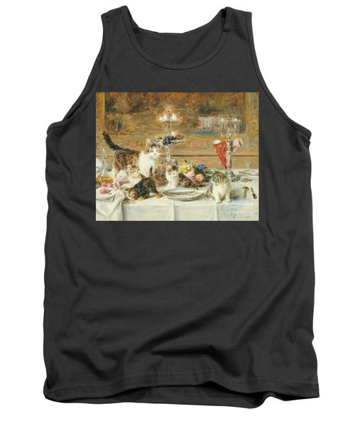 After Dinner Guests Tank Top
