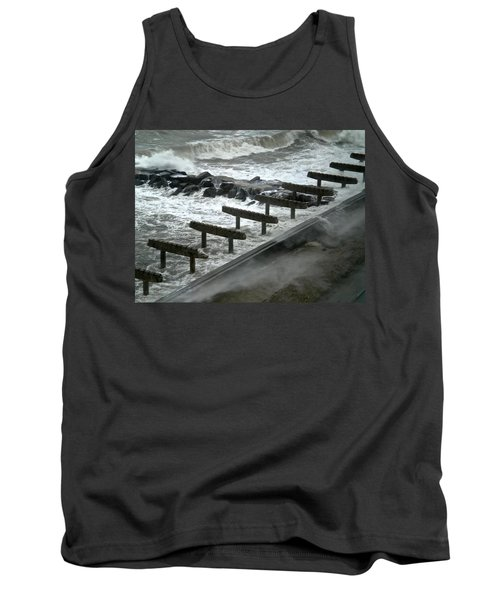 After Storm Sandy Tank Top by Joan Reese