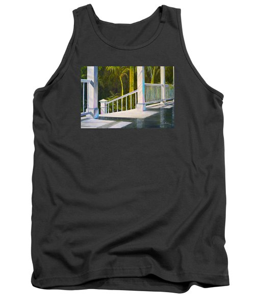 After The Rain Tank Top by Alan Lakin