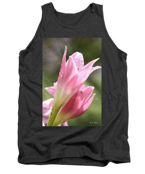 Tank Top featuring the photograph After The Rain by Amy Gallagher