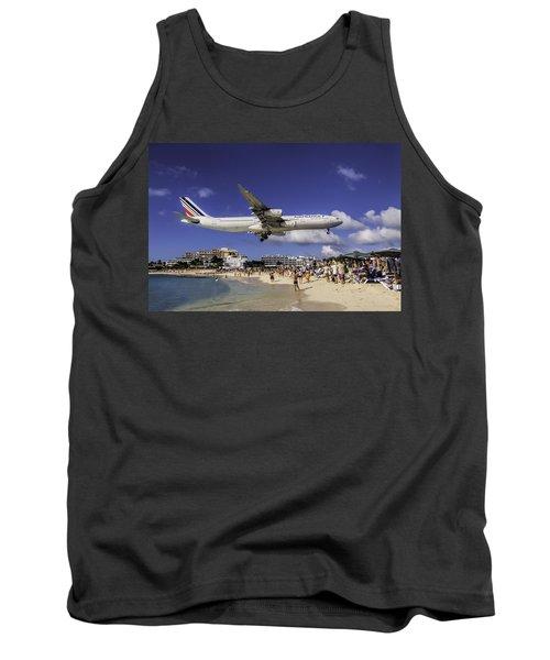 Air France St. Maarten Landing Tank Top