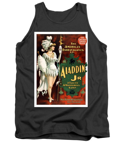Aladdin Jr Amazon Tank Top