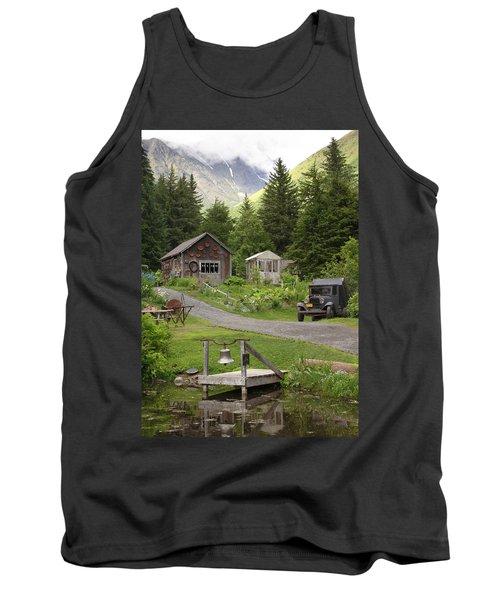 Alaskan Pioneer Mining Camp Tank Top