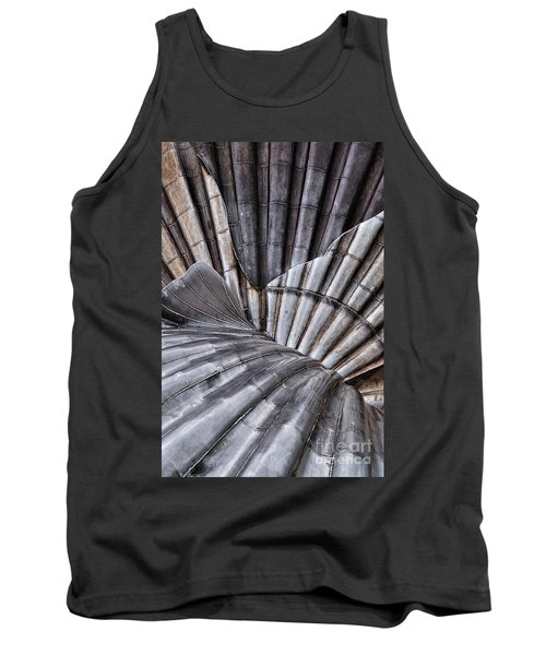 Aldeburgh Shell Abstract Tank Top