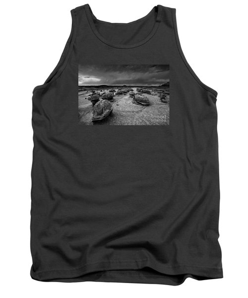 Tank Top featuring the photograph Alien Eggs At The Bisti Badlands by Keith Kapple