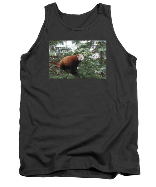 All Alone Tank Top by Judy Whitton
