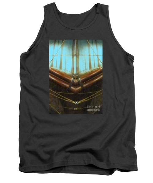 All Fore Naut Tank Top