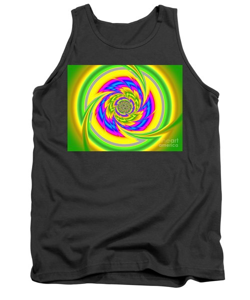 All The Colours Tank Top