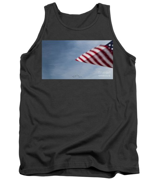 Tank Top featuring the photograph Almost Home by Angela DeFrias