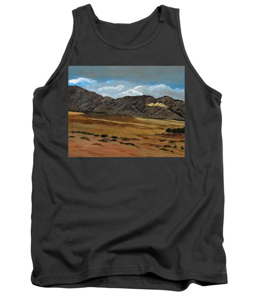 Along The Way To Eilat Tank Top