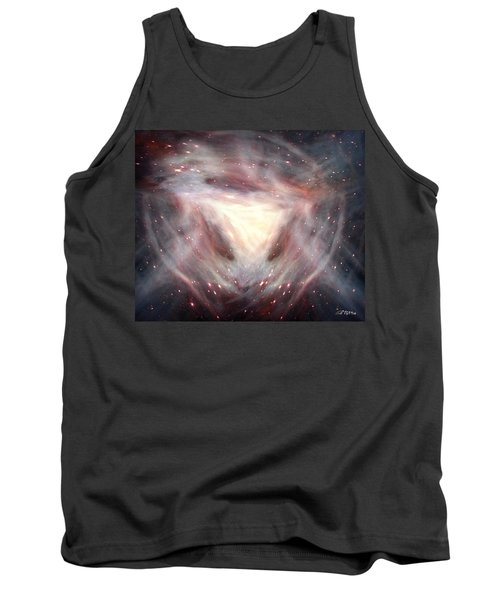 Alpha And Omega Tank Top by Bill Stephens