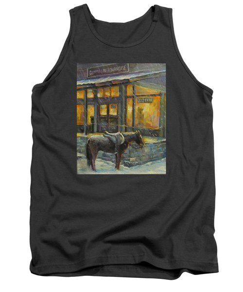 Tank Top featuring the painting Always Open by Donna Tucker