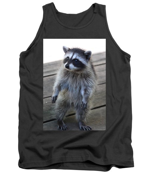 Am I Early For Dance Class? Tank Top by Kym Backland