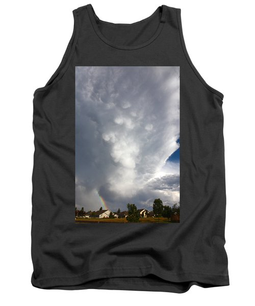 Amazing Storm Clouds Tank Top