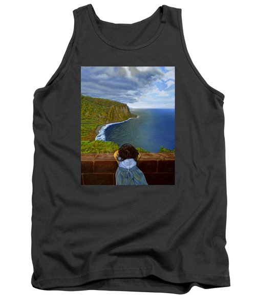 Amelie-an 's World Tank Top by Thu Nguyen