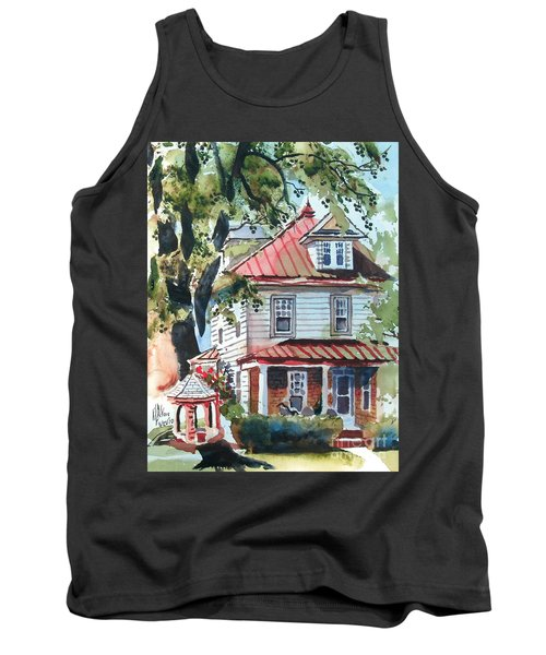 American Home With Children's Gazebo Tank Top