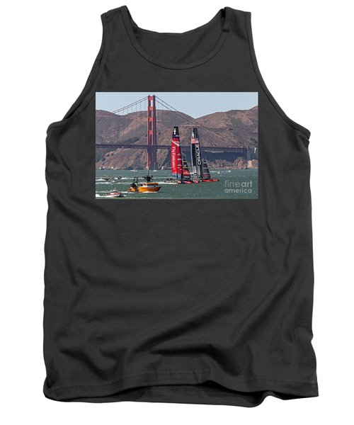 Americas Cup At The Gate Tank Top