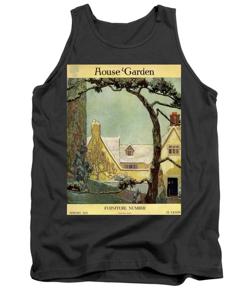 An English Country House Tank Top