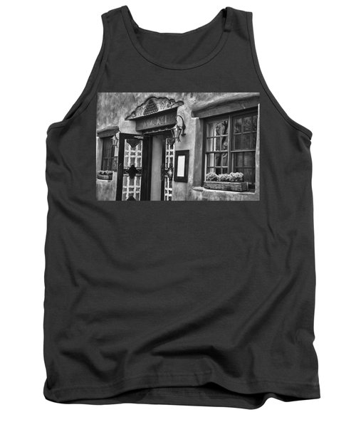 Tank Top featuring the photograph Anasazi Inn Restaurant by Ron White
