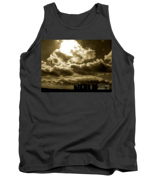 Tank Top featuring the photograph Ancient Mystery by Vicki Spindler