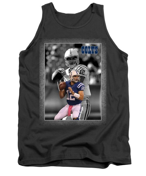 Andrew Luck Colts Tank Top