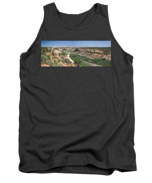 Angel Canyon Utah Tank Top