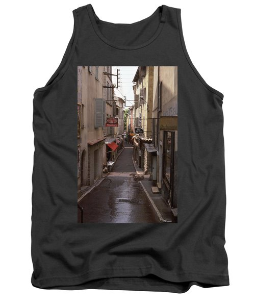 Antibes 76 Tank Top by Mark Alan Perry