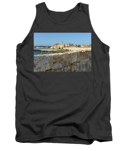 Antibes France Tank Top