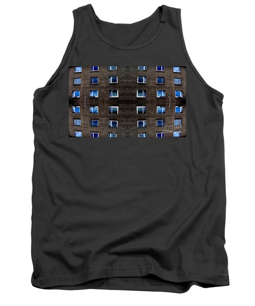 Apartments In Berlin Tank Top by Andy Prendy