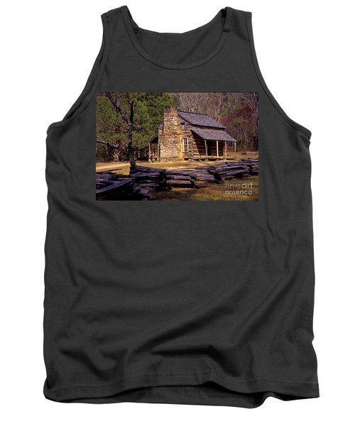 Appalachian Homestead Tank Top by Paul W Faust -  Impressions of Light