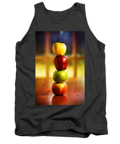Apple Stack Tank Top