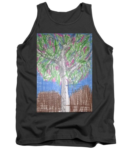 Apple Tree Tank Top