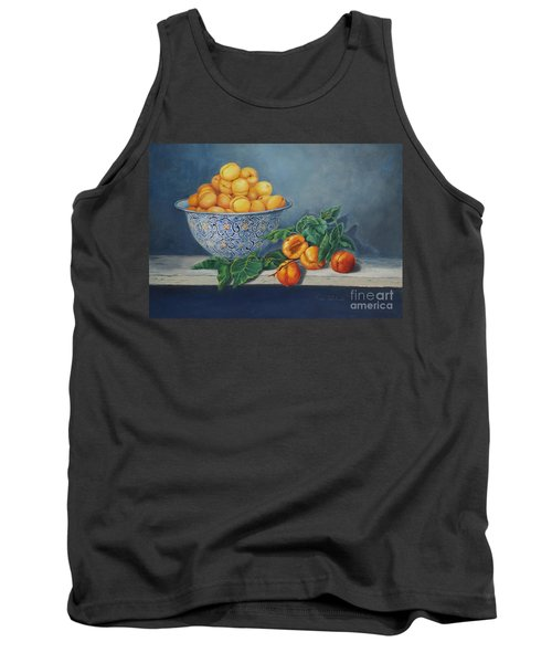 Apricots And Peaches Tank Top