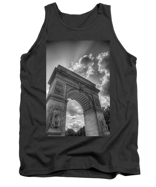 Arch At Washington Square Tank Top