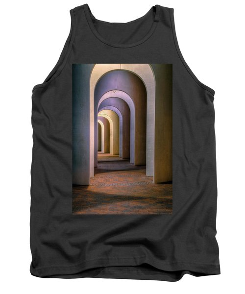 Arches Of The Ferguson Center Tank Top
