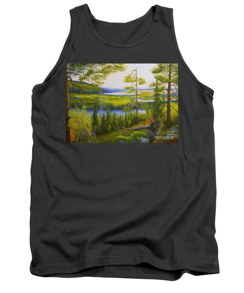 Arctic Wilderness Tank Top