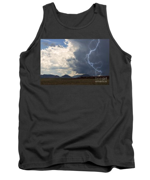 Arizona Desert Lightning  Tank Top