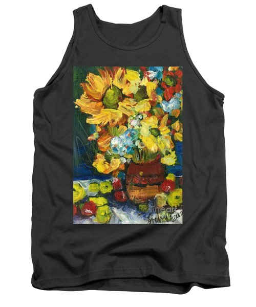 Arizona Sunflowers Tank Top