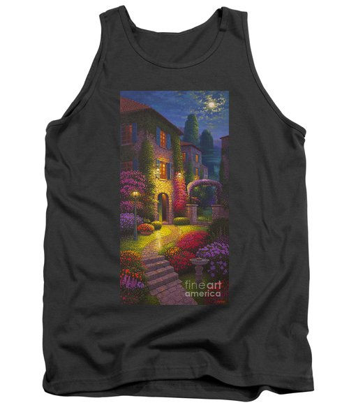 As You Light My Path Tank Top