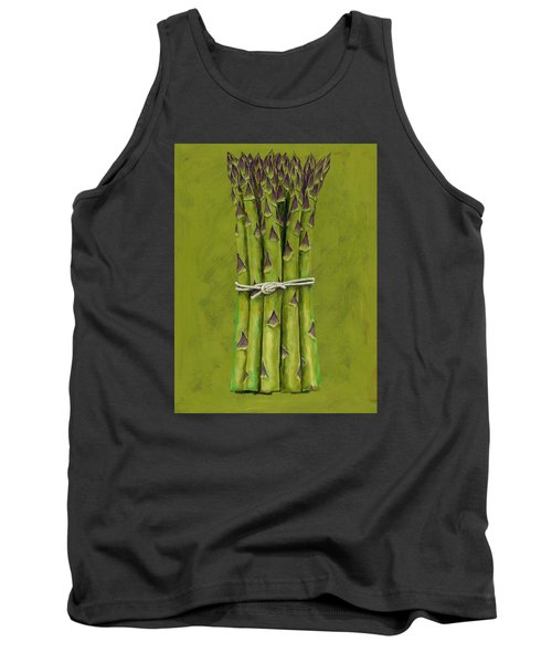 Asparagus Tank Top by Brian James