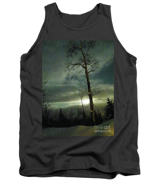 Aspen In Moonlight Tank Top