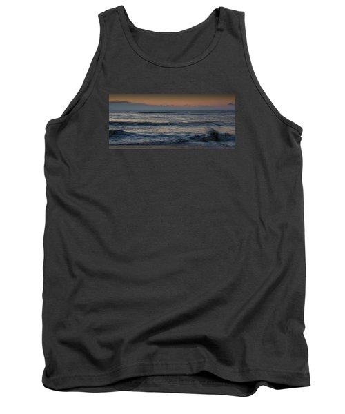 Assateague Waves Tank Top by Photographic Arts And Design Studio