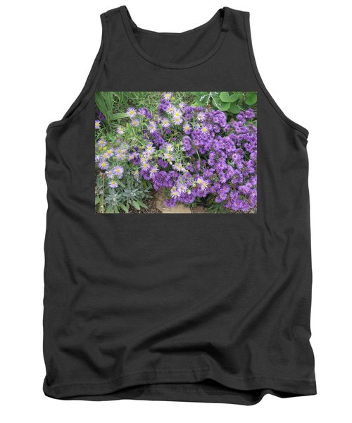 Asters Light And Dark Tank Top