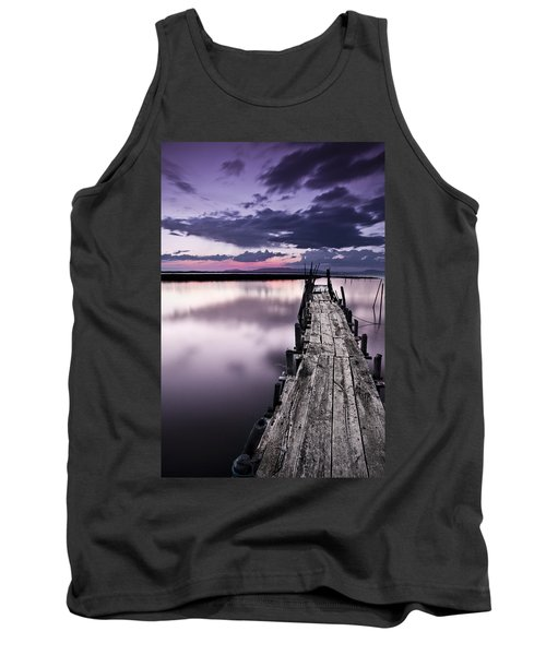 At The End Tank Top