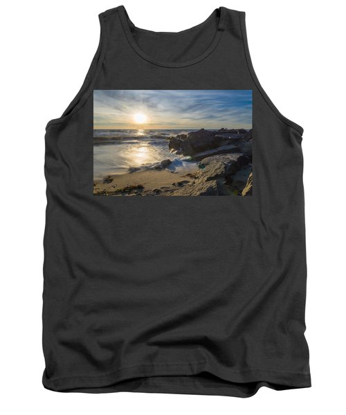 At The Point Tank Top