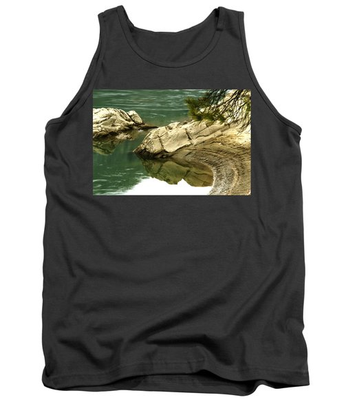 At The Waters Edge Tank Top
